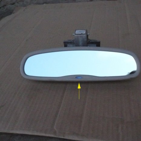 Oglinda interioara fotocrom / antiorbire Renault Megane 3