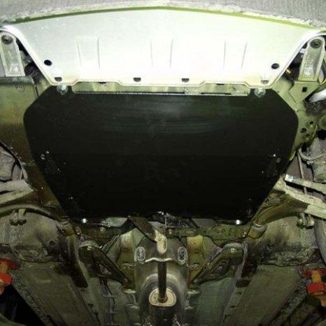 Scut motor din otel Opel Vectra C