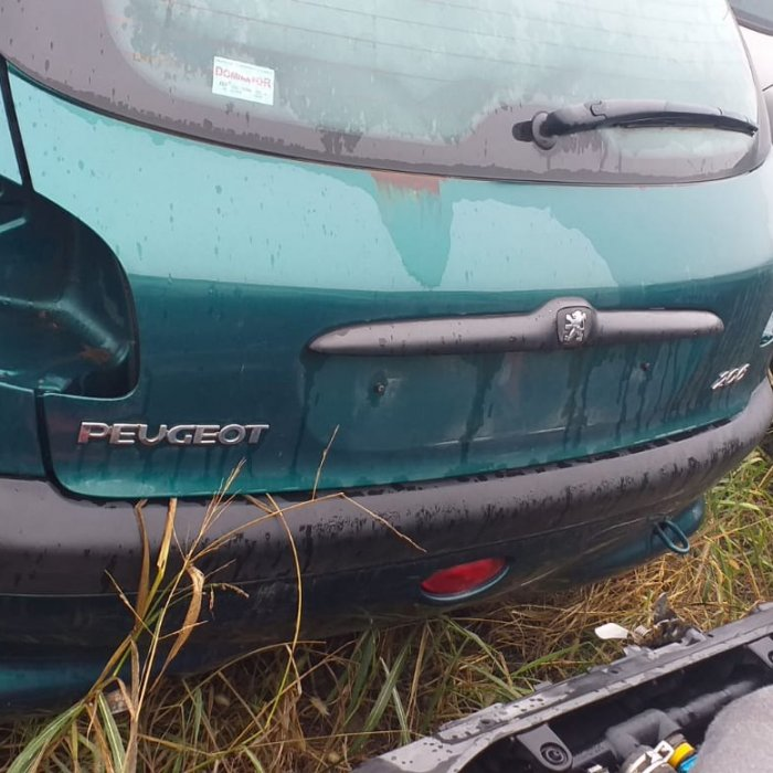 haion peugeot 206 an 2003
