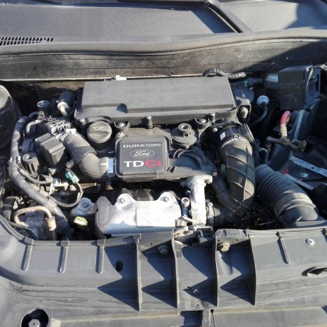 DEZMEMBREZ Ford Fusion facelift an fab.2008 1.4tdci tip motor F6J