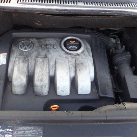 motor vw touran 1,9 bkc