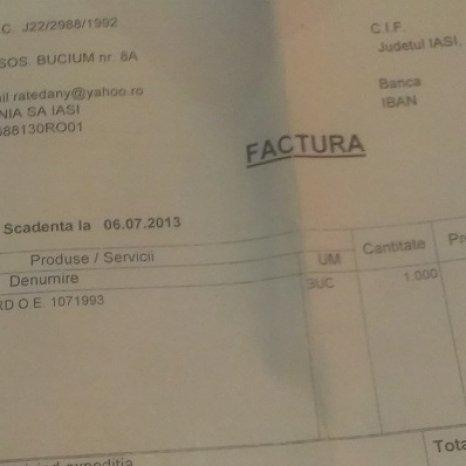 regulator presiune combustibil original pentru Ford Focus 1.6
