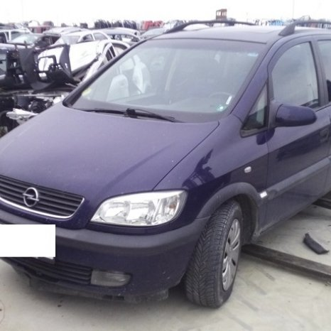 Dezmembrez Opel Zafira, an 2002