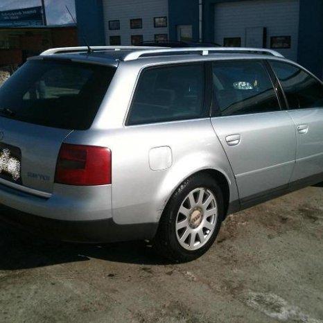 Dezmembrez Audi A6 2.5 tdi din 2000, plansa bord