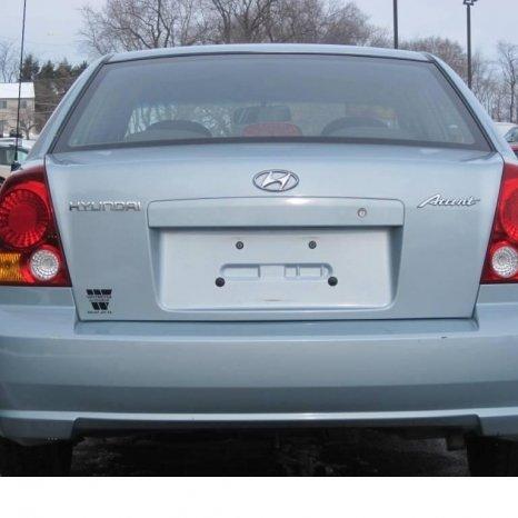 Dezmembrari Hyundai Accent 1,5 benzina, 2003-2004