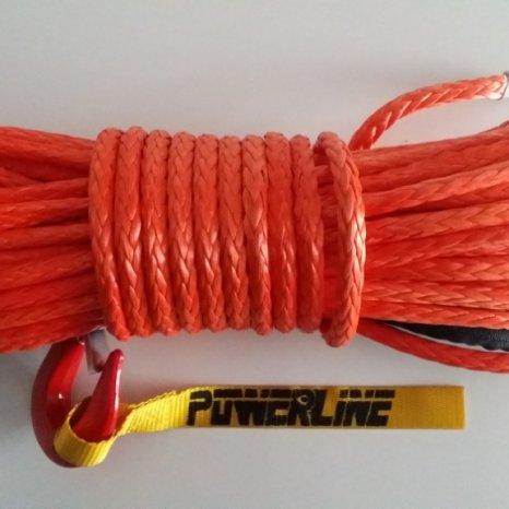 OFF-ROAD.Cablu sintetic,sufa ,plasma troliu de 10mm grosime