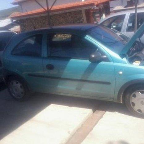 Opel Corsa C 17 dti 2002