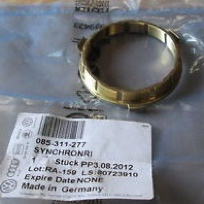 Inel sincron interior, inel exterior, inel sincron pt treapta 1,2 ,pt cutie de viteze manuala Skoda Octavia 1.6 5 trepte 2010