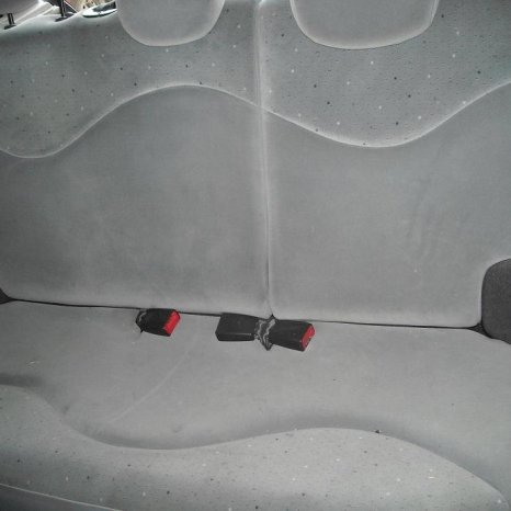 Vand bancheta spate Citroen C3