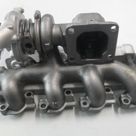 Turbocompresor Garrett - 709035-0004- Ford Transit