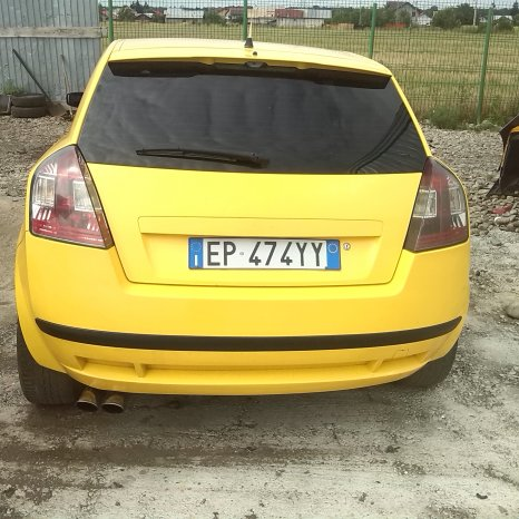 Dezmembrez Fiat Stilo 1.9jtd an 2002