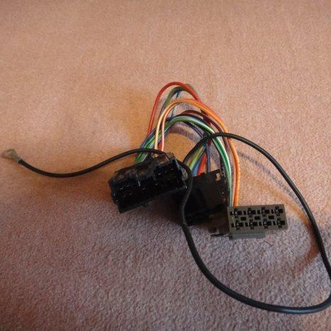 Mufa Adaptoare Mitsubishi Pentru Montaj Cd MP3 DVD