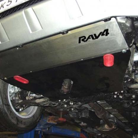 Scut motor din otel Toyota Rav4