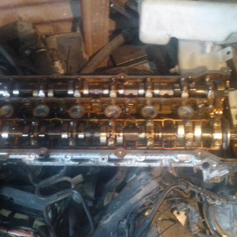vand piese motor bmw 520i-e39