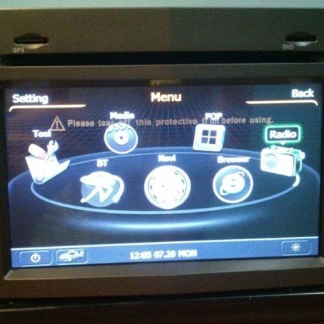 Navigatie Auto Opel Astra / Corsa / Vectra / Zafira