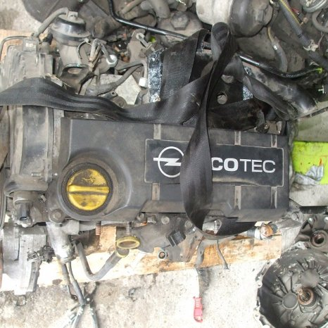 Motor Opel Astra G / Zafira 1.7 DTI cod: Y17DT