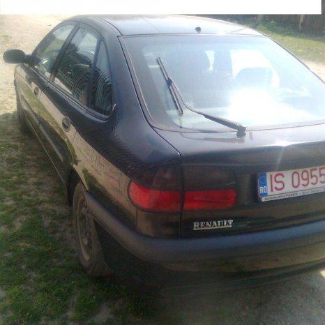 Carlig remorcare Renault Laguna 1