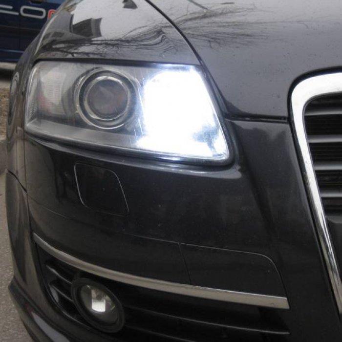 LED T10 W5W POZIȚII CU CANBUS | ALB PUR | BMW AUDI VW OPEL MERCEDES