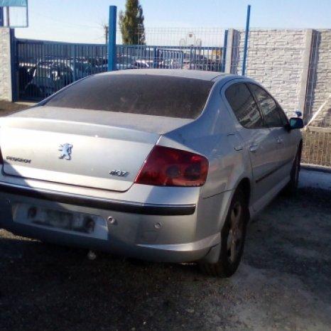 Dezmembrez Peugeot  407 ,an 2004