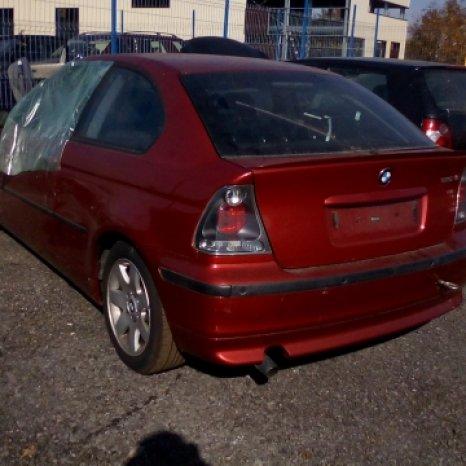 Dezmembrez BMW E 46 ,an 2003