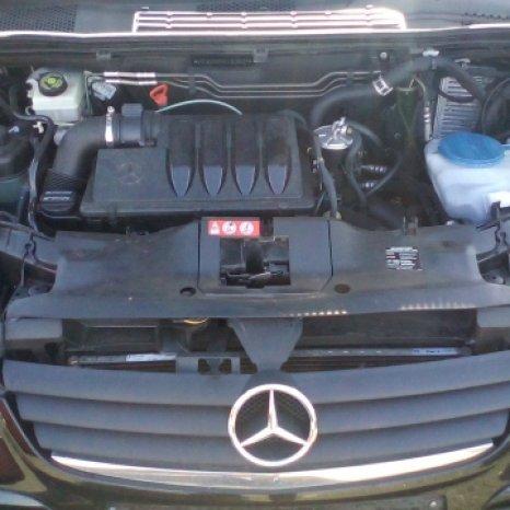 Dezmembrez Mercedes A-class ,an 2007
