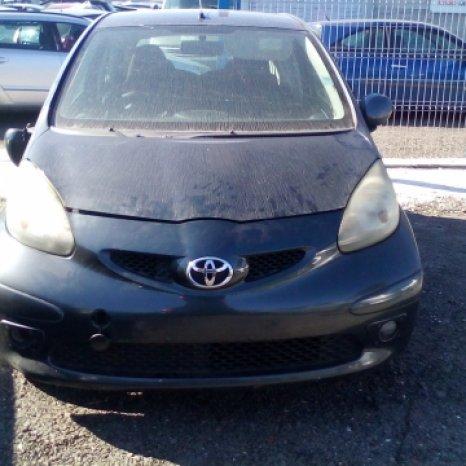 Dezmembrez Toyota Aygo ,an 2006