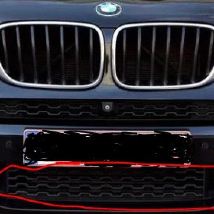 Cumpăr grilă dreapta și grilă centală BMW X4, an 2016/2017