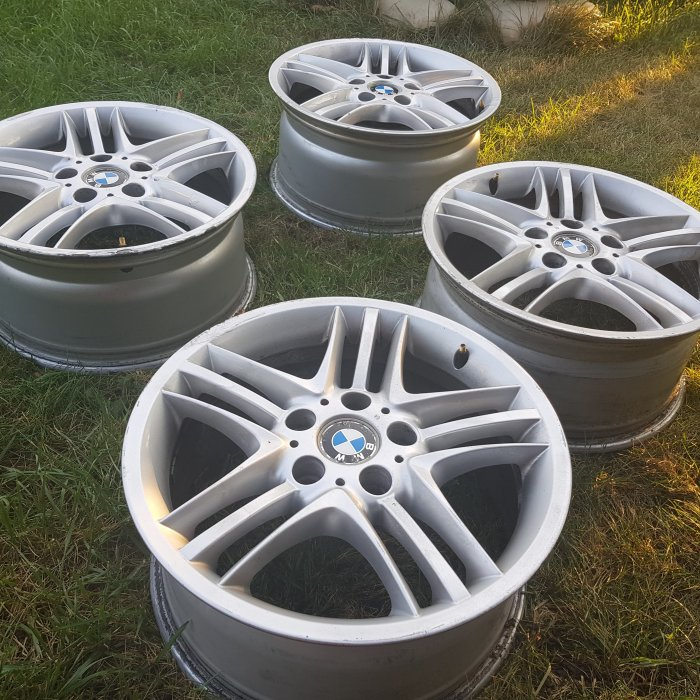 Jante aliaj originale 17 INCH BMW 320D F30 2014. Perfect functionale.