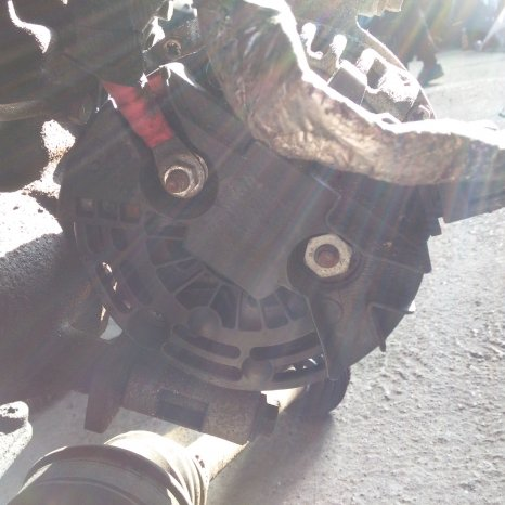 Alternator Ford Transit 2.0.
