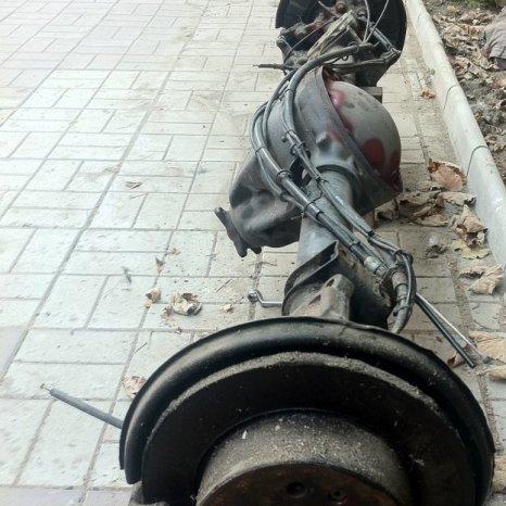 Punte Spate Volkswagen LT 2.5 TDI