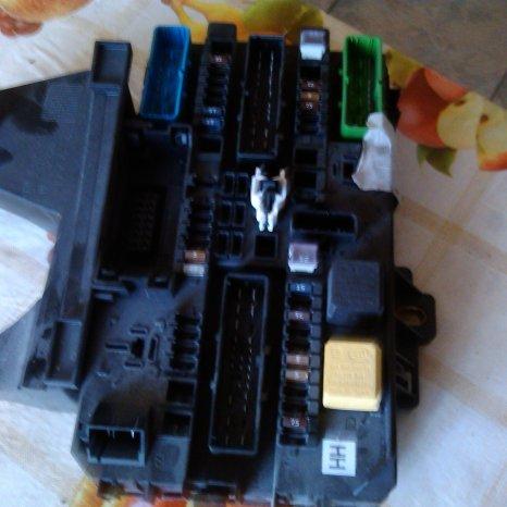 tablou electric spate de Opel Astra H,