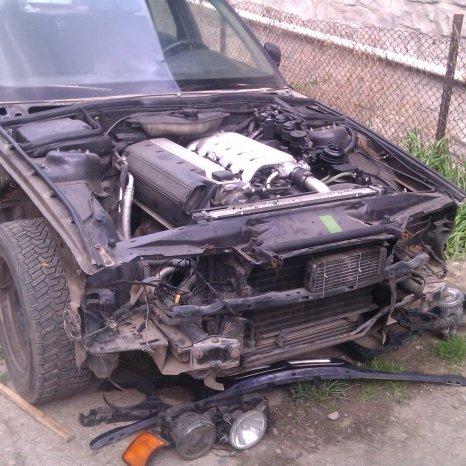 Dezmembrez BMW E34 525TDS