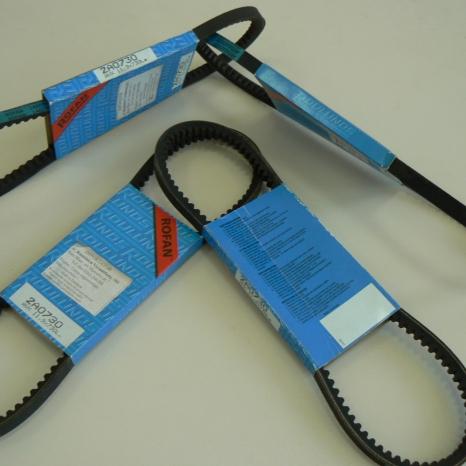 Curele auto trapezoidale transmisie RO-FAN 3A1375La ROULUNDS DANE