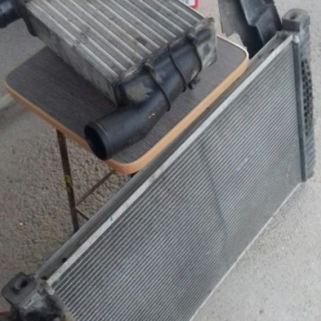 Radiator Auto Intercoler pentru turbo VW Passat 1.9 TDI 110 cai