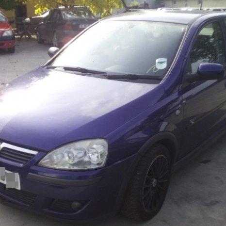 Dezmembrez Vauxhall Corsa, an 2006