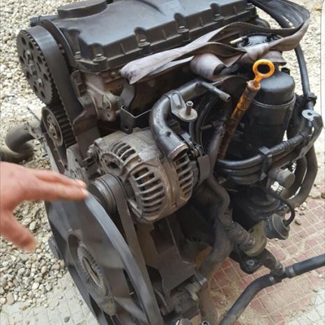 Motor + cutie viteza Audi A6 2002 1.9