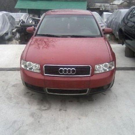 Audi A4, rosu, 2002, diesel