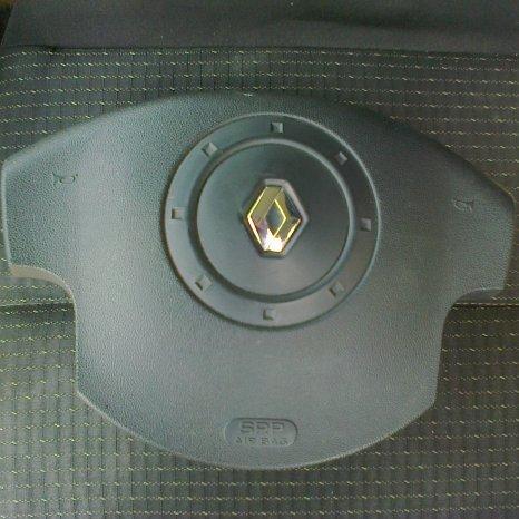 airbag volan renault megane 2 cu pilot automat cod 8200301513A