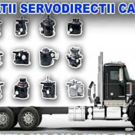 Reparatii caseta directie/ pompa servodirectie camion