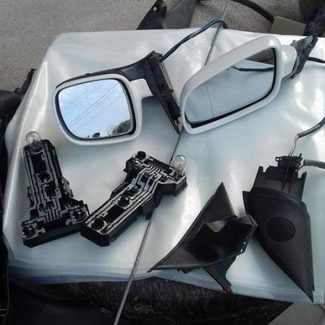 Oglinzi VW Passat stanga,dreapta, originale stare buna complete