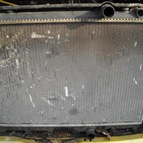 Vand radiator motor peugeot 206