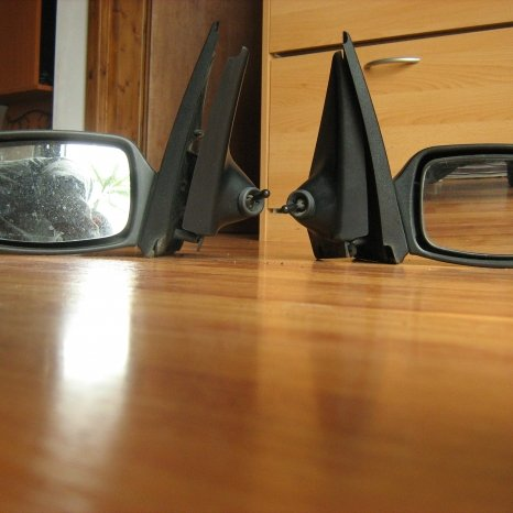Vand oglinda laterala dreapta Ford Fiesta 2001
