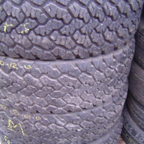 Cauciucuri second hand 305/50/R20 - General graber AT2