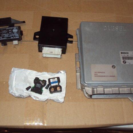 kit pornire bmw 525tds an 1999
