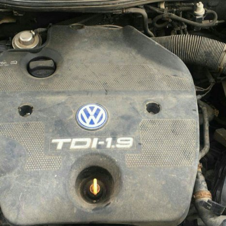 Motor 19 TDI ALH 66Kw Volkswagen Golf4 Bora Audi