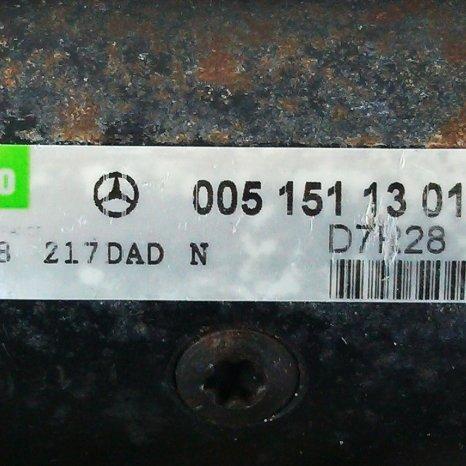 Electromotor Mercedes E 220 Diesel