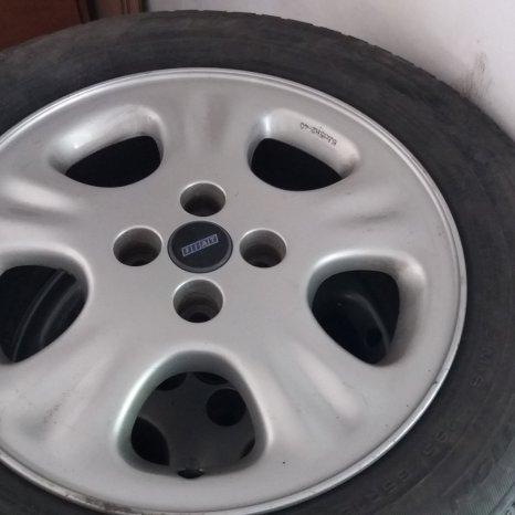 Jante Otel R14 Fiat albea