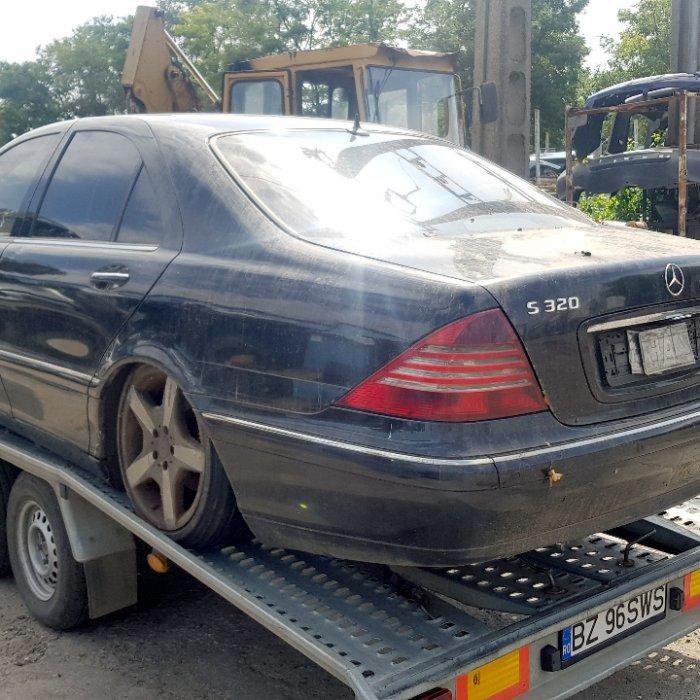 Dezmembrari Mercedes S class W220, 320cdi, an 2003