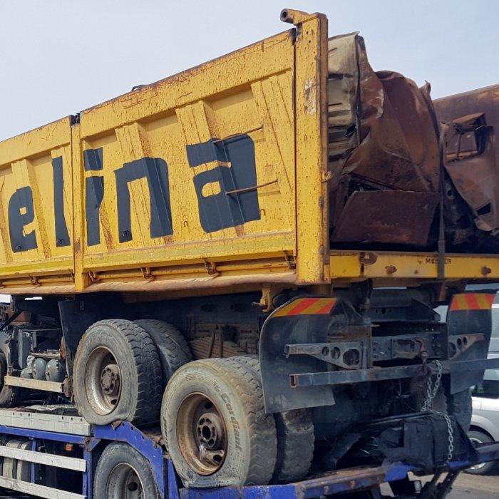 Dezmembrari Volvo FM 400 8x4, an 2006