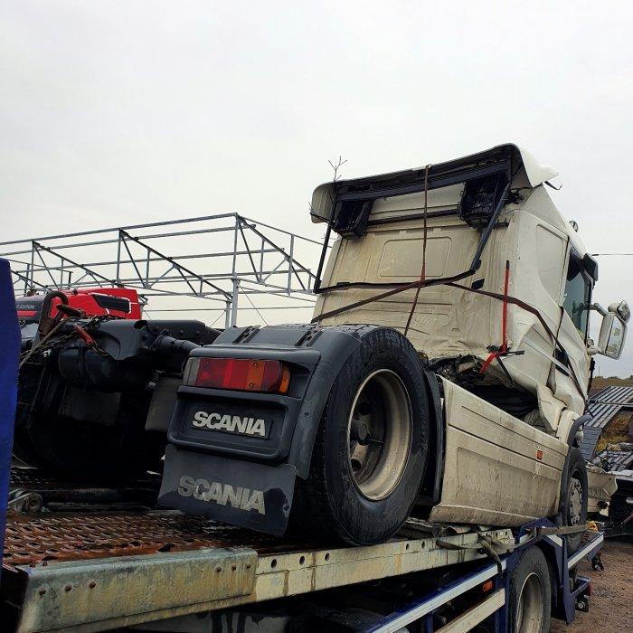 Dezmembrari Scania R440, 12740cmc, euro5